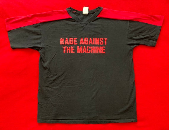 Rage Against The Machine Rare Vintage Pre-owned 19
