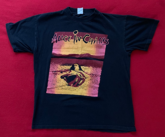 Alice In Chains Extremely Rare Vintage Pre-owned … - image 1