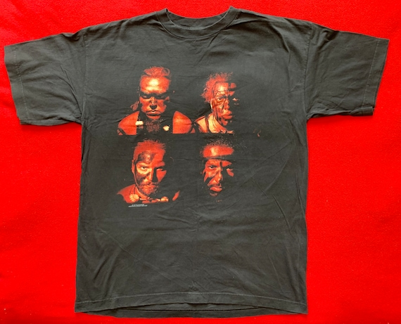 Rare New Vintage Sepultura Men's Size XL 1997 Shir