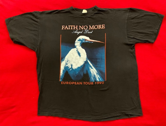 Faith No More Extremely Rare Vintage Pre-owned 199