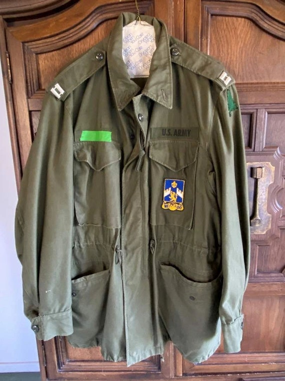 Military WWII Military Parka