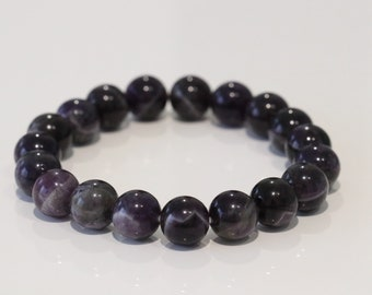 Amethyst bracelet, Increase intelligence and insight, Improve family life (free freight)