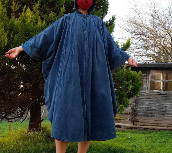 Rare 70s Laura Ashley Made in Wales Carno Corduroy