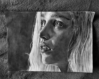 Photorealistic drawings by template