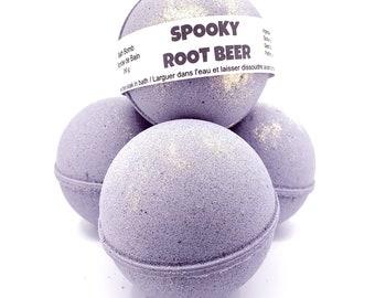 Spooky Root Beer Bath Bomb