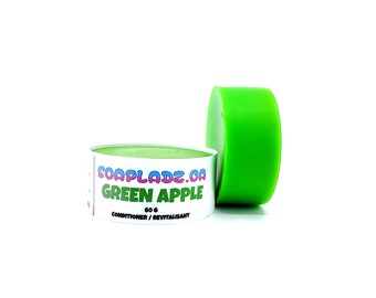 Green Apple Solid Conditioner