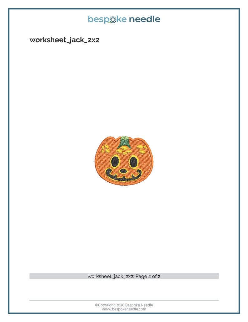 instant download hand digitized 2x2 4x4 5x7 hoop sized Machine embroidery design file JACK AC Czar of Halloween