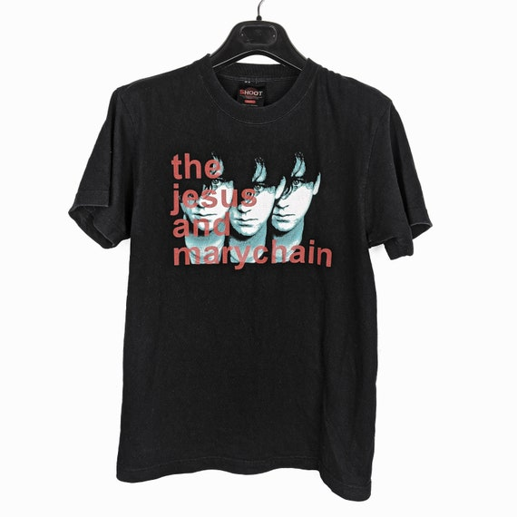 Vintage Jesus and Mary Chain japan Shirt