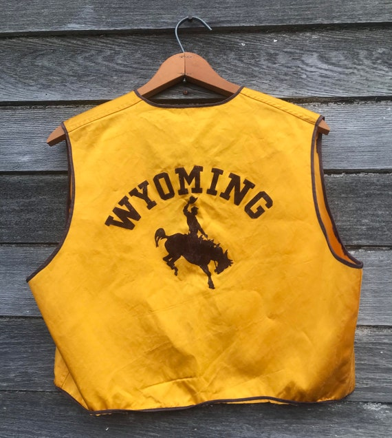 1950's University of Wyoming Champion Runner's Tag