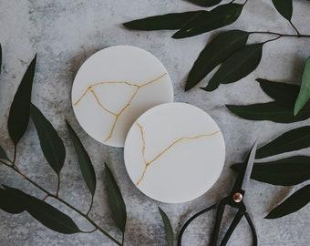 Handmade Ceramic Decorative Coaster Set-Home decor,Shopping gifts artistic