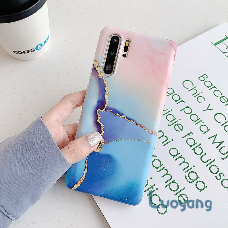 Soft IMD Phone Back Cover Cases Classic Vintage Marble Phone Case For Samsung Galaxy S20 S10e S10 S8 S9 Plus Note 10