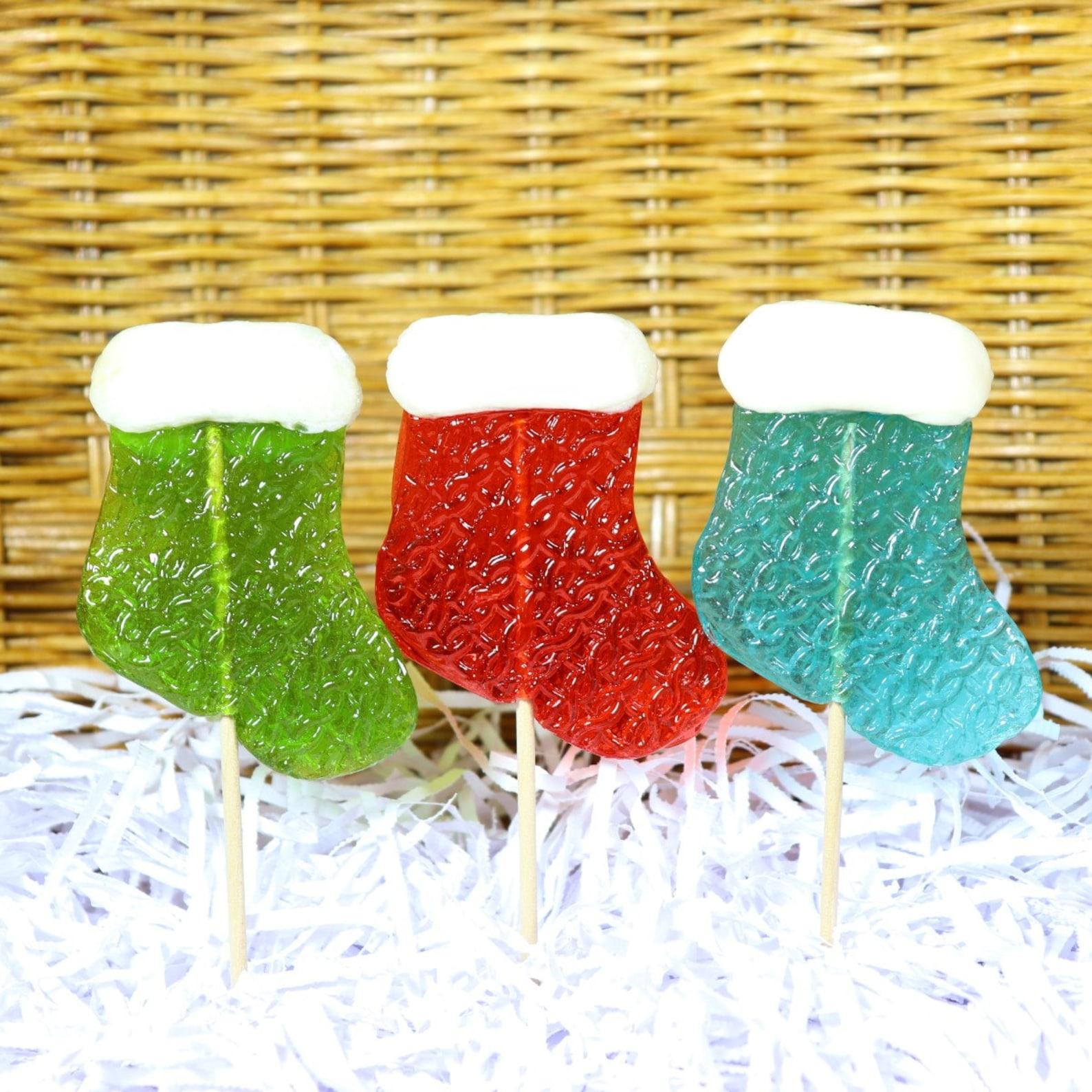 Stocking Lollipops
