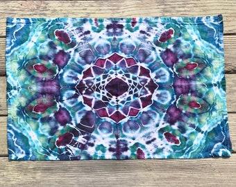 Organic cotton! Mandalala wall hanging/ flour sack towel 100% organic cotton