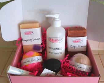 Self Care Spa Gift Box