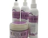 Aloe Vera Styling Cream Follicle Cleanser Tea Tree Shampoo Healing Aloe Vera Hair Spray
