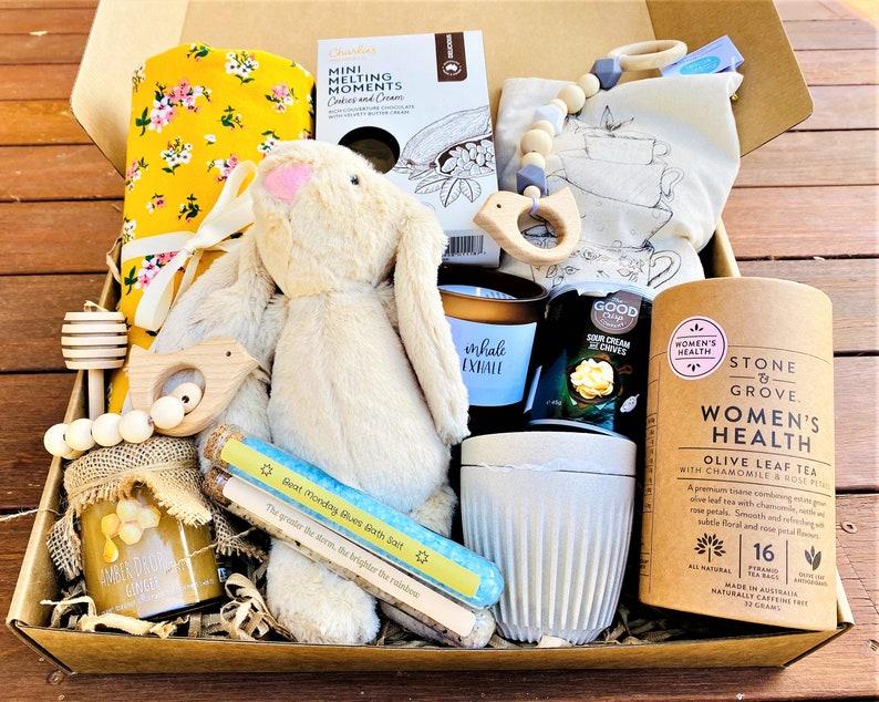 Ultimate Welcome Baby Gift Baby Shower Hamper Mum & Bub image 0