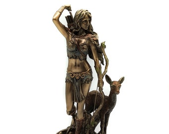 Free Tracking Number Charon Charos 29cm The ferryman of Hades Ancient Greece Resin and Bronze Statue with Unique Details Free Shipping