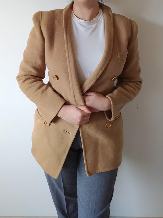 Authentic 1940S BOX COAT- 1940S wool jacket