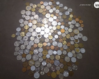 Rare! Amazing  Obsolete ! European World Coins Collection !! Rare !!