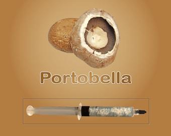 Portobella Mushroom Liquid Culture