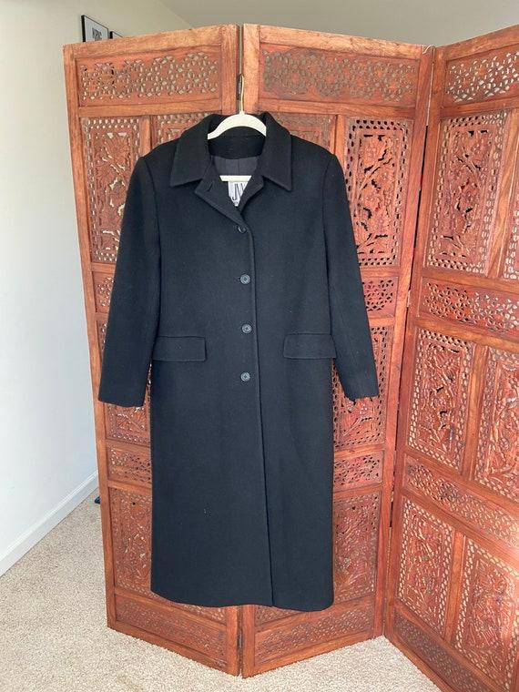 Vintage Jones New York Wool Coat