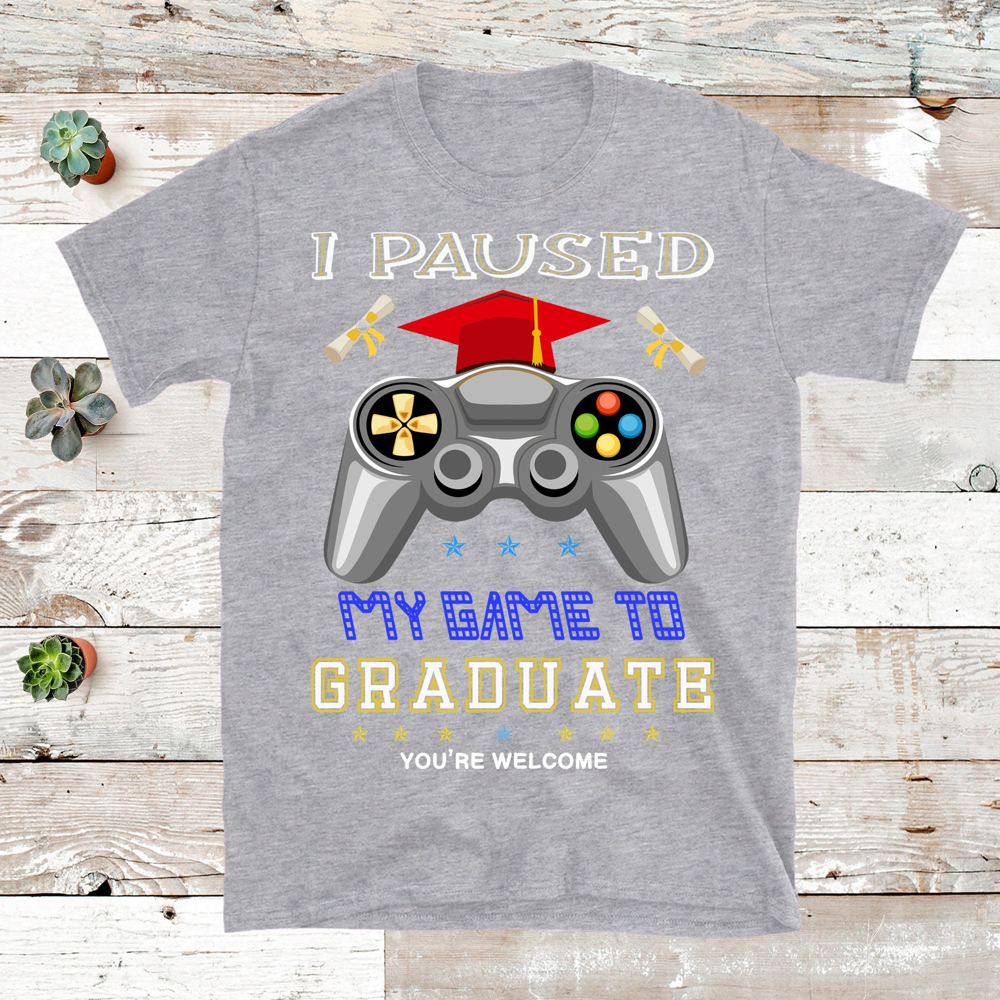 2021 Graduierung Gaming 5. Klasse 8. Spieler stolz MOM DAD ...