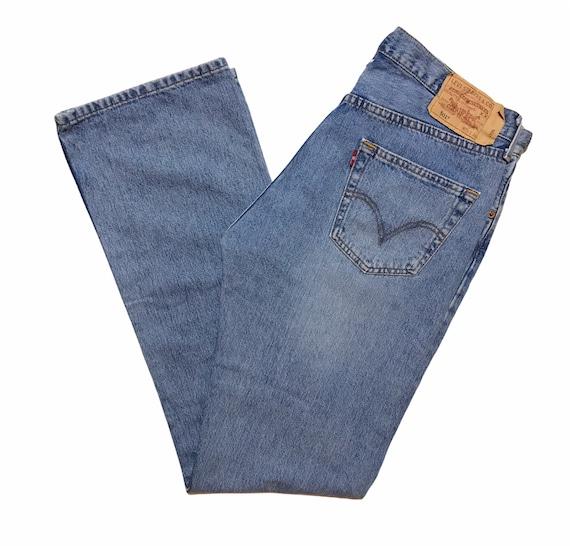 Vintage Levis Jeans 501 size 34x36