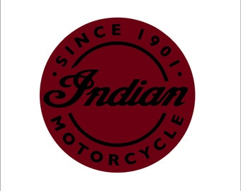 Indian Motorcycle Clipart Indian Motorcycle Vector Indian Motorcycle cut files DTG Sublimation Tee Indian Motorcycle svg eps pdf dxf png