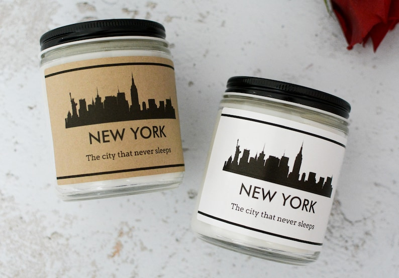 Gift for Him California Hometown Candle Gift L.A | City Candle New Home Gifts Gift for Her Home Sick Los Angeles Candle Gift