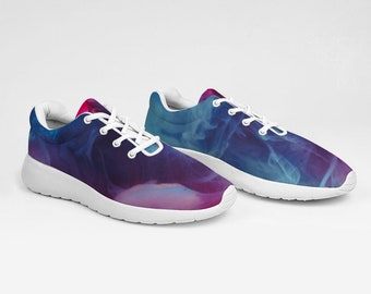Rainbow Breathable Sneakers Ultra Lightweight Running Shoes