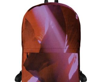 Antelope Canyon Backpack Fully Printed Orginal Design