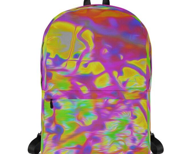 Colorful Backpack Fully Printed Original Design
