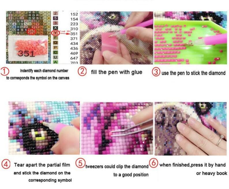 5D DIY full diamond squareround diamond painting Batman mural kids gifts diamond kit mosaic embroidery decoration crafts