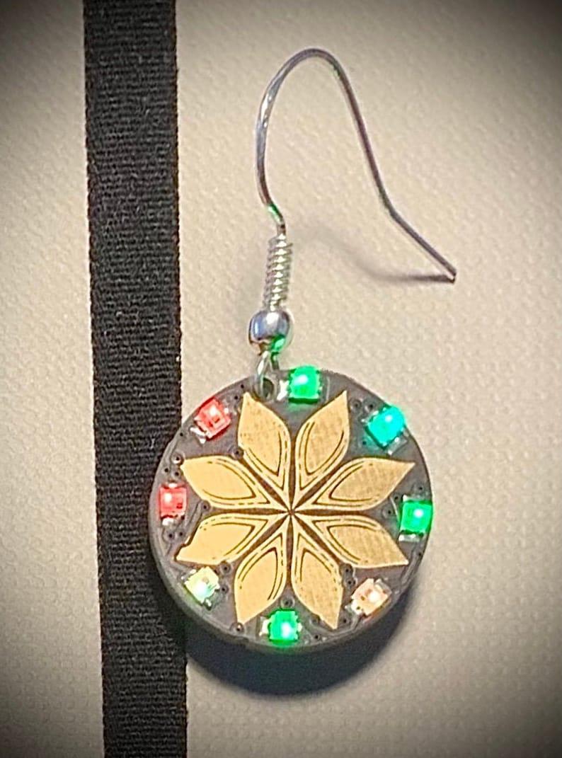 Lotus Flower led pendants image 0