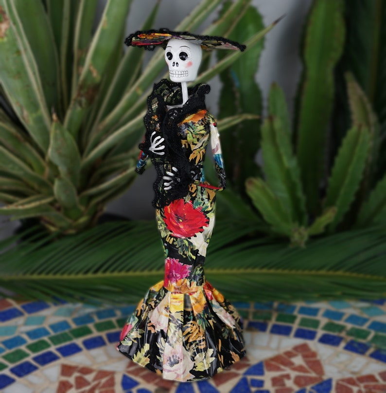 Small Catrina Day of the DeadCinco de Mayo