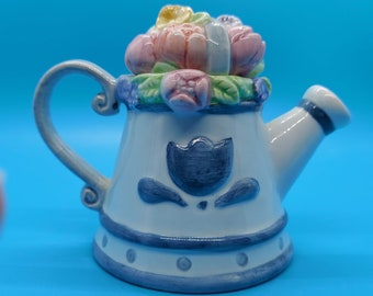 Vintage Cardew Design Mini Ship Upon the Seas Teapot,Made in England Cardew Designs Wave Ship England Ship Upon The Seas Teapot,1990/'s