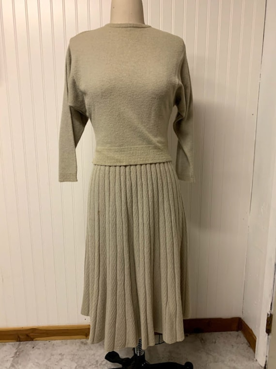 1930's Skirt/Sweater Set