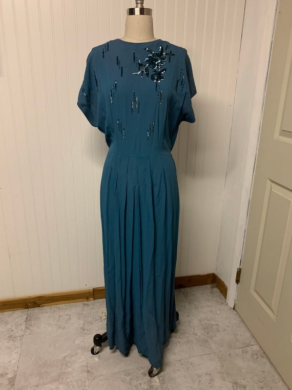 1930's DuBarry Dress