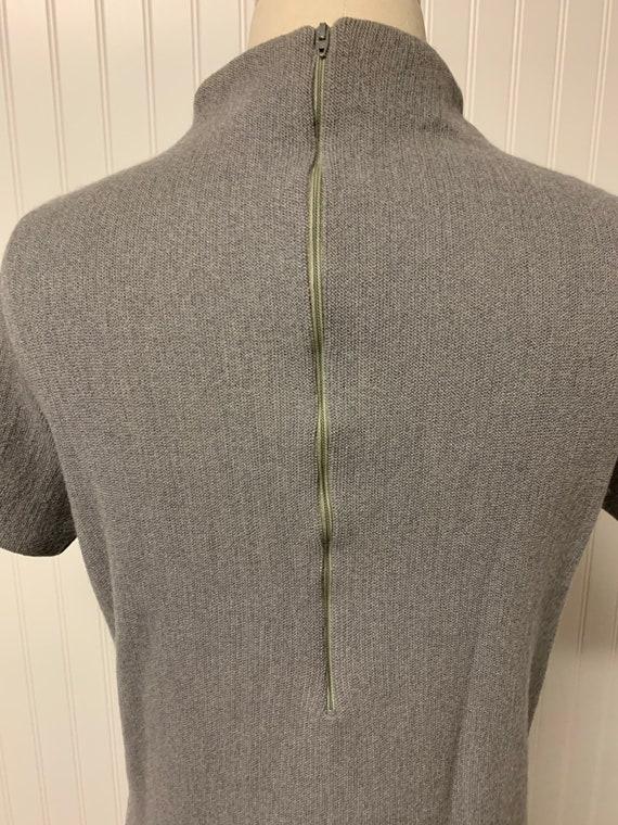 1940s Mohair Knit Skirt Set - image 5