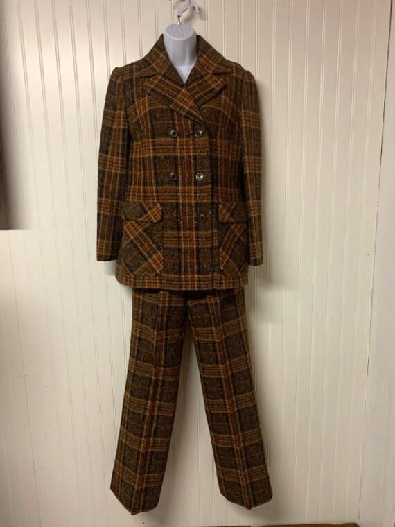 Vintage 1960's Alexon Women's Suit