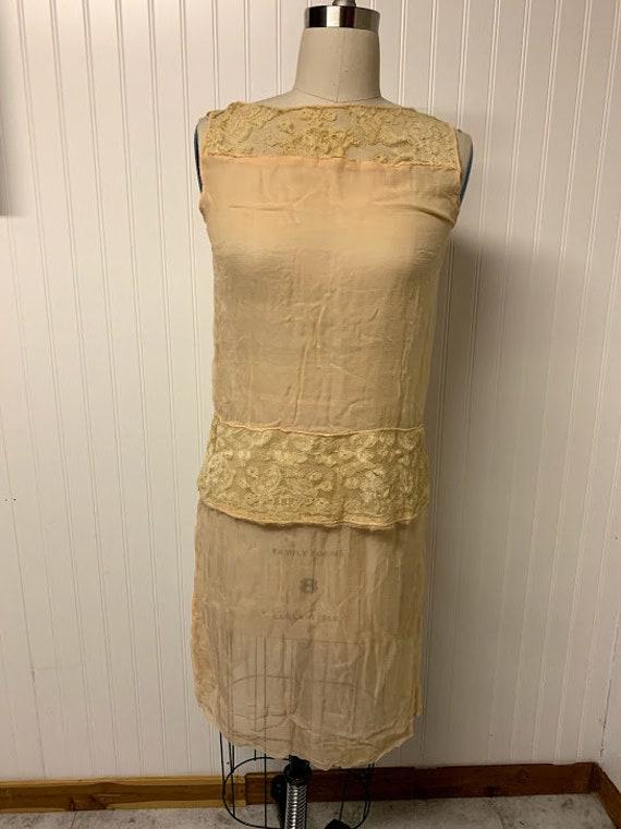 Vintage 1920's Slip