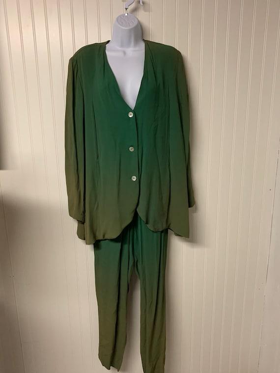 1980's Pants Suit
