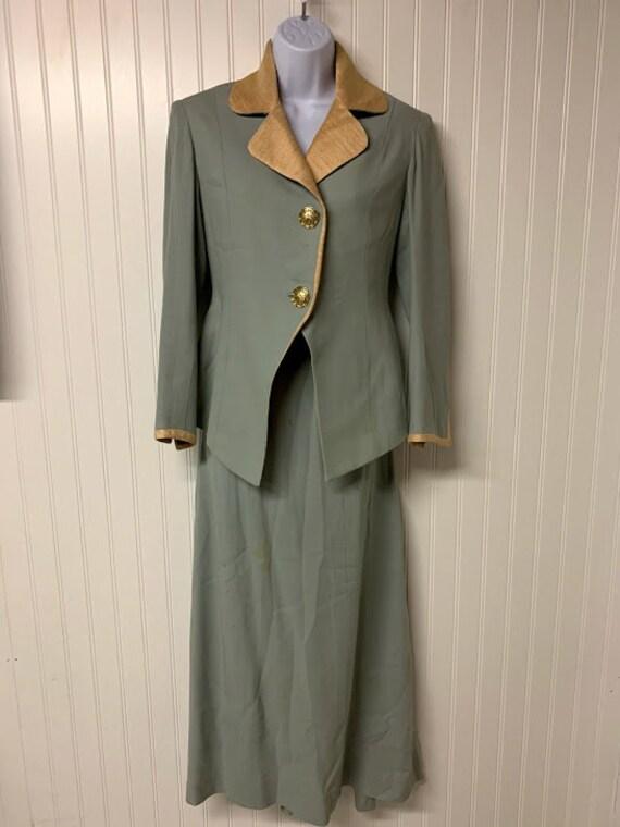 1940's Style Suit