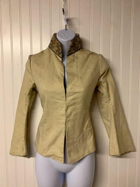 Vintage Victorian Jacket