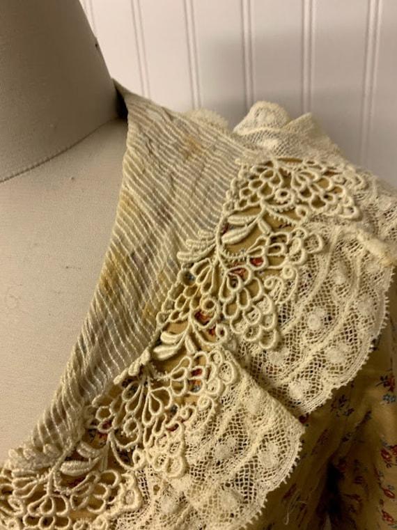 1940's Cotton Day Dress - image 6