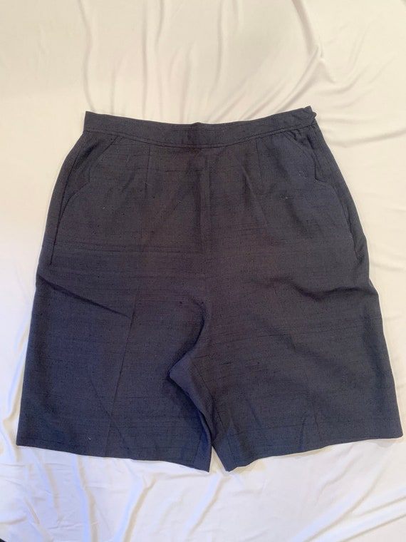 Vintage Silk Shorts