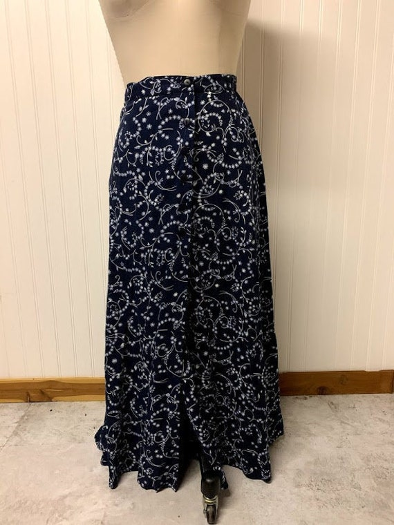 1990's Paul Harris Grunge Skirt