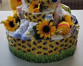Grass border trimmer for diaper cake classroom bulletin board 2 strips perfect for Winnie the Pooh Cake