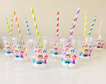 Cocomelon party cups,kid party cups,Cocomelon Party Decor,Cocomelon Birthday party,Cocomelon cups, cocomelon caketopper,cake topper t shirt