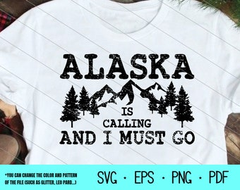 Alaska Sublimation Download Alaska State Download Alaska Printable Sublimation Designs Download Sublimation Download
